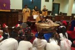 Sunday School Christmas Pageant